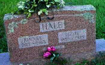 HALE, KINNEY - Scott County, Arkansas | KINNEY HALE - Arkansas Gravestone Photos