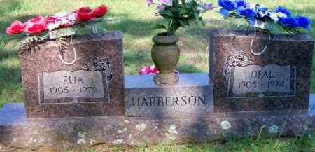 HARBERSON, ELIA - Scott County, Arkansas | ELIA HARBERSON - Arkansas Gravestone Photos