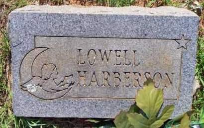 HARBERSON, LOWELL - Scott County, Arkansas | LOWELL HARBERSON - Arkansas Gravestone Photos