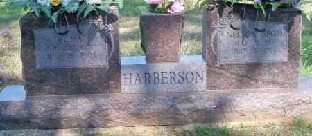 "HARBERSON, NELSON  ""SPOT"" - Scott County, Arkansas | NELSON  ""SPOT"" HARBERSON - Arkansas Gravestone Photos"