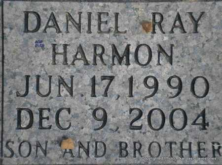 HARMON, DANIEL RAY - Scott County, Arkansas | DANIEL RAY HARMON - Arkansas Gravestone Photos