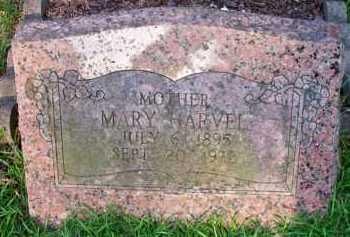 HARVEL, MARY - Scott County, Arkansas | MARY HARVEL - Arkansas Gravestone Photos