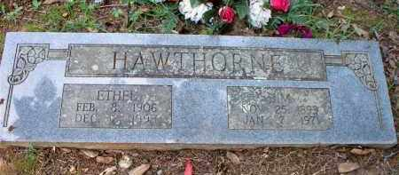 HAWTHORNE, JIM - Scott County, Arkansas | JIM HAWTHORNE - Arkansas Gravestone Photos