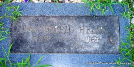 HELMS, RANDOLPH - Scott County, Arkansas | RANDOLPH HELMS - Arkansas Gravestone Photos