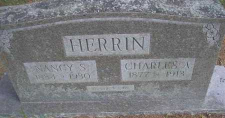HERRIN, NANCY S - Scott County, Arkansas | NANCY S HERRIN - Arkansas Gravestone Photos