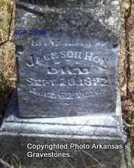 HON, JACKSON - Scott County, Arkansas | JACKSON HON - Arkansas Gravestone Photos