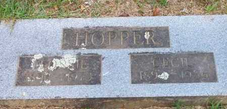 HOPPER, FLOSSIE - Scott County, Arkansas | FLOSSIE HOPPER - Arkansas Gravestone Photos
