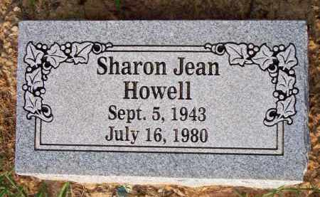 HOWELL, SHARON JEAN - Scott County, Arkansas | SHARON JEAN HOWELL - Arkansas Gravestone Photos