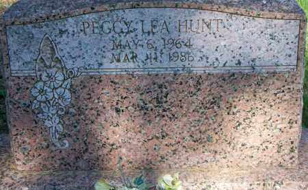 HUNT, PEGGY LEA - Scott County, Arkansas | PEGGY LEA HUNT - Arkansas Gravestone Photos