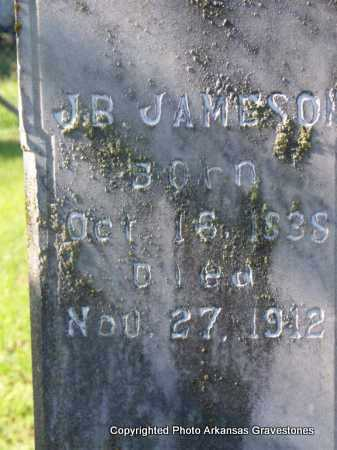 JAMESON, J  B - Scott County, Arkansas | J  B JAMESON - Arkansas Gravestone Photos