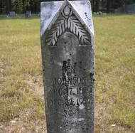 JOHNSON, BEN - Scott County, Arkansas | BEN JOHNSON - Arkansas Gravestone Photos
