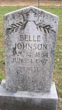JOHNSON, BELLE - Scott County, Arkansas | BELLE JOHNSON - Arkansas Gravestone Photos