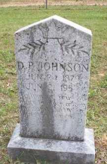 "JOHNSON, DAVID PERRY ""PETE"" - Scott County, Arkansas | DAVID PERRY ""PETE"" JOHNSON - Arkansas Gravestone Photos"