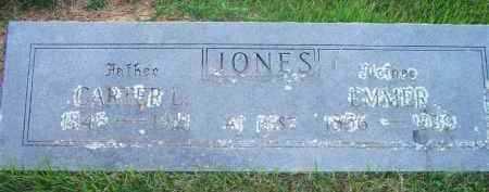 JONES, EMMER - Scott County, Arkansas | EMMER JONES - Arkansas Gravestone Photos