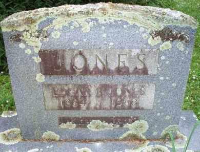 JONES, EDGAR B - Scott County, Arkansas | EDGAR B JONES - Arkansas Gravestone Photos