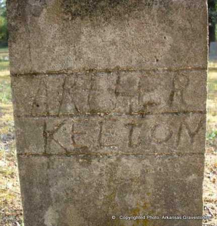 KEETON, ARTHER - Scott County, Arkansas | ARTHER KEETON - Arkansas Gravestone Photos