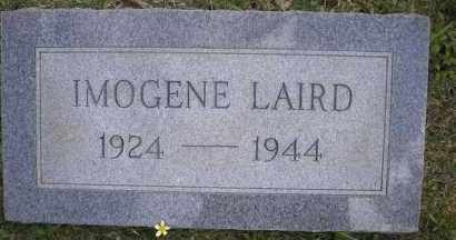 LAIRD, IMOGENE - Scott County, Arkansas | IMOGENE LAIRD - Arkansas Gravestone Photos