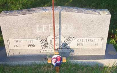 "LEEPER, THEO ""PETE"" - Scott County, Arkansas 