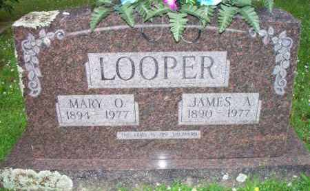 LOOPER, MARY OSIE - Scott County, Arkansas | MARY OSIE LOOPER - Arkansas Gravestone Photos