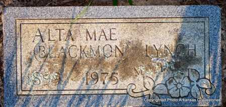 LYNCH, ALTA MAE - Scott County, Arkansas | ALTA MAE LYNCH - Arkansas Gravestone Photos