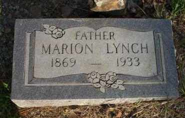 LYNCH, MARION - Scott County, Arkansas | MARION LYNCH - Arkansas Gravestone Photos