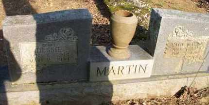 MARTIN, DESSIE - Scott County, Arkansas | DESSIE MARTIN - Arkansas Gravestone Photos