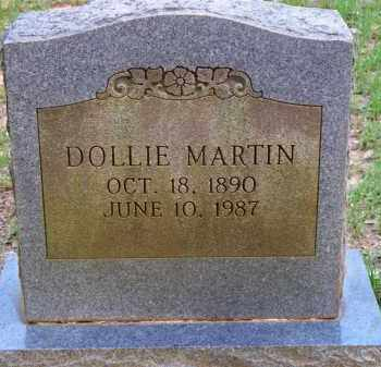 MARTIN, DOLLIE - Scott County, Arkansas | DOLLIE MARTIN - Arkansas Gravestone Photos