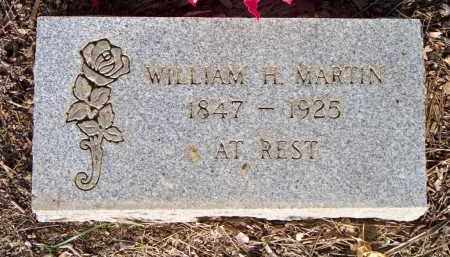 MARTIN, WILLIAM H - Scott County, Arkansas | WILLIAM H MARTIN - Arkansas Gravestone Photos