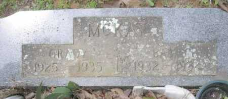 MCKAY, BABY - Scott County, Arkansas | BABY MCKAY - Arkansas Gravestone Photos