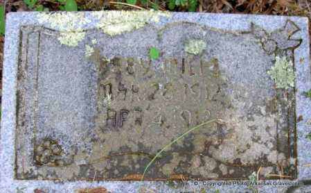MILLS, BABY - Scott County, Arkansas | BABY MILLS - Arkansas Gravestone Photos