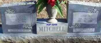 MITCHELL, DORA DEAN - Scott County, Arkansas | DORA DEAN MITCHELL - Arkansas Gravestone Photos