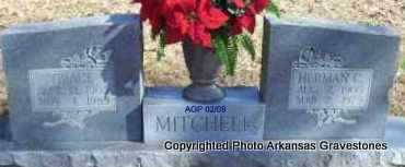 MITCHELL, GRACE - Scott County, Arkansas | GRACE MITCHELL - Arkansas Gravestone Photos