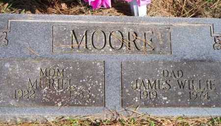 MCLAIN MOORE, MURIEL - Scott County, Arkansas | MURIEL MCLAIN MOORE - Arkansas Gravestone Photos
