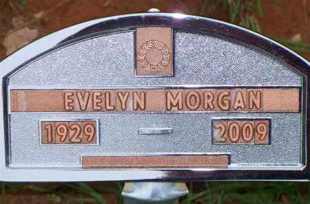 MORGAN, EVELYN - Scott County, Arkansas | EVELYN MORGAN - Arkansas Gravestone Photos