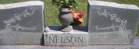 NELSON, LELA BELLE - Scott County, Arkansas | LELA BELLE NELSON - Arkansas Gravestone Photos