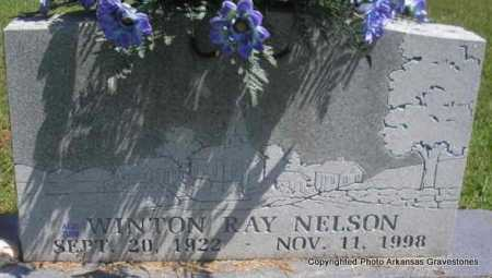NELSON, WINTON RAY - Scott County, Arkansas | WINTON RAY NELSON - Arkansas Gravestone Photos