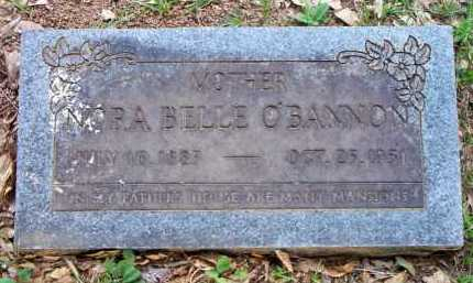 O'BANNON, NORA BELLE - Scott County, Arkansas | NORA BELLE O'BANNON - Arkansas Gravestone Photos