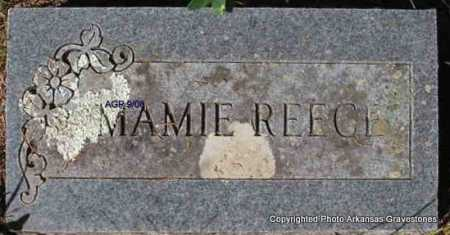 REECE, MAMIE - Scott County, Arkansas | MAMIE REECE - Arkansas Gravestone Photos