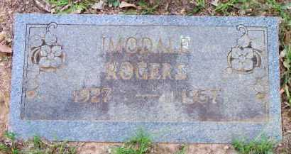 ROGERS, IMODALE - Scott County, Arkansas | IMODALE ROGERS - Arkansas Gravestone Photos