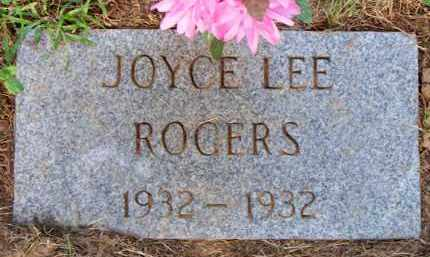 ROGERS, JOYCE LEE - Scott County, Arkansas | JOYCE LEE ROGERS - Arkansas Gravestone Photos