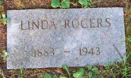 ROGERS, LINDA - Scott County, Arkansas | LINDA ROGERS - Arkansas Gravestone Photos
