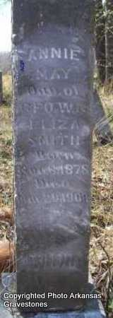 RUSSELL, ANNIE MAY - Scott County, Arkansas | ANNIE MAY RUSSELL - Arkansas Gravestone Photos