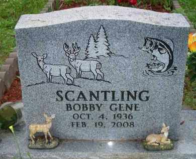 SCANTLING, BOBBY GENE - Scott County, Arkansas | BOBBY GENE SCANTLING - Arkansas Gravestone Photos