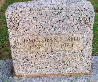 SELL, JAMES JEWELL - Scott County, Arkansas | JAMES JEWELL SELL - Arkansas Gravestone Photos