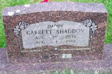 SHADDON, GARRETT - Scott County, Arkansas | GARRETT SHADDON - Arkansas Gravestone Photos