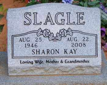 SLAGLE, SHARON KAY - Scott County, Arkansas | SHARON KAY SLAGLE - Arkansas Gravestone Photos