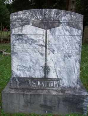 SMITH, DANIEL M - Scott County, Arkansas | DANIEL M SMITH - Arkansas Gravestone Photos