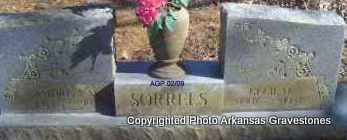 SORRELS, AMORITA M - Scott County, Arkansas | AMORITA M SORRELS - Arkansas Gravestone Photos