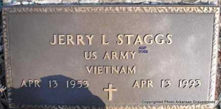 STAGGS  (VETERAN VIET), JERRY L - Scott County, Arkansas | JERRY L STAGGS  (VETERAN VIET) - Arkansas Gravestone Photos