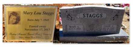 STAGGS, EDDIE G - Scott County, Arkansas | EDDIE G STAGGS - Arkansas Gravestone Photos